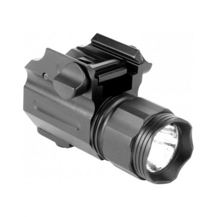 330 LUMENS WITH STROBE SUB-COMPACT FLASHLIGHT QD MOUNT