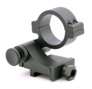 90 degree FTS Quick Flip to Side Mount for 30mm Magnifier Scope 36MM MEDIUM HEIGHT