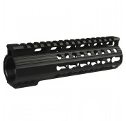 AR15 Keymod Handguard Ultra Slim Patented Barrel Nut 7""