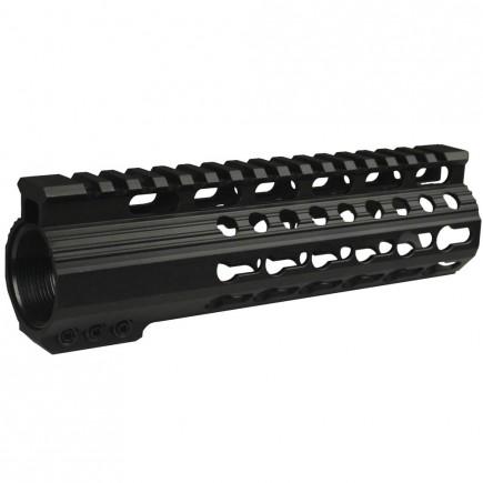 "AR15 Keymod Handguard Ultra Slim Patented Barrel Nut 7"""