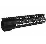 AR15 Keymod Handguard Ultra Slim Patented Barrel Nut 9""