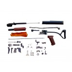 Polish Tantal  AK-74  5.45 Parts  Kit