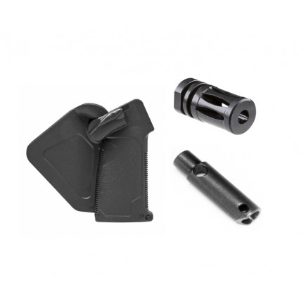 AR-15 Featureless kit with Daniel Defense Stock Lock Pin