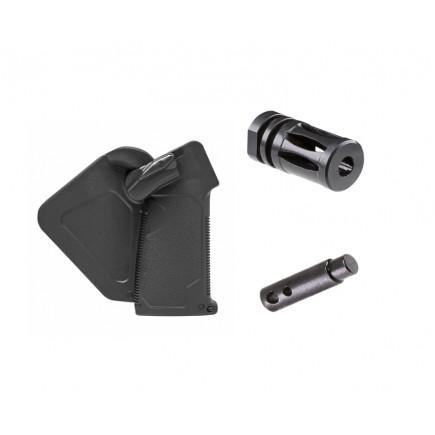 AR-15 Featureless kit with Magpul Stock Lock Pin