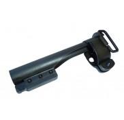 Original M1 Carbine Blued Barrel Band w/ Bayonet Lug
