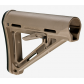 MagPul Stock MOE Collapsible AR-15 Mil-Spec FDE