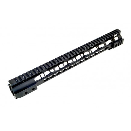 Presma™ Super Slim Free Float Hand Guard Rail Mount, Length 15