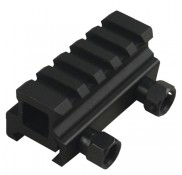 "13/16"" High 5 Slot Mid-Profile Riser Mount"