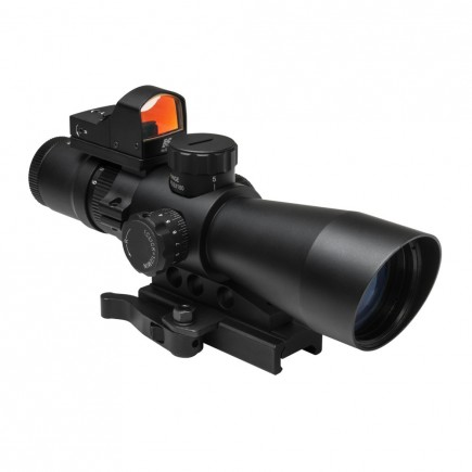 3-9X42 Mark III Tactical GEN II/ P4 Sniper with Red Dot Sight