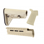 Magpul Light Sand Colored AR Furniture 3 Piece Set
