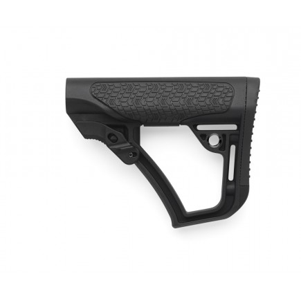 Daniel Defense Mil-Spec Collapsible AR Buttstock - Black