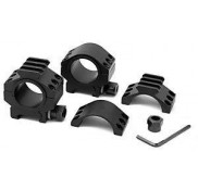 30Mm Tactical Scope Rings For Picatinny/Weaver Mounts