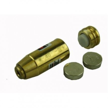 .40 Hk Pistol Cartridge Laser Bore Sighter