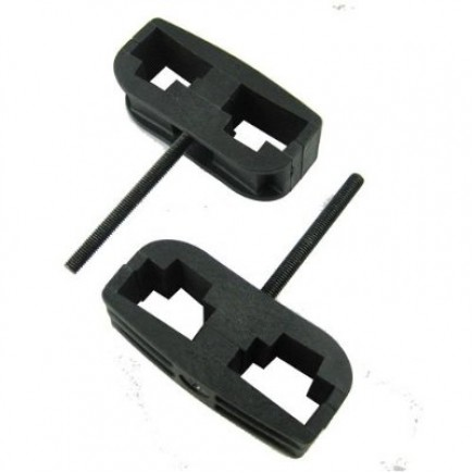 AR15  Mag Clamps Coupler (for steel or polymer mag) Set of 2