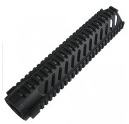 """AR15 M16 Rifle Length  Free Float Quad Rail 12"""""""