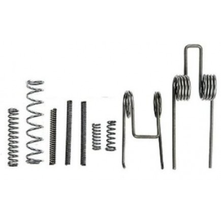 AR15 Lower Receiver Replacement  9 Piece Spring Kit