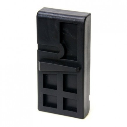 AR-15 M16 Lower Receiver Magazine Well Vise Block
