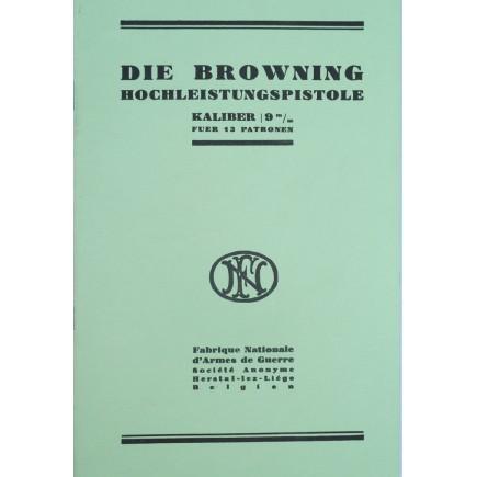 Browning Hi Power Factory Manual