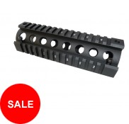 AR15 M4 Carbine Length Quad Rail Hand Guard