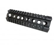 AR15 M4 Carbine Length Quad Rail Hand Guard