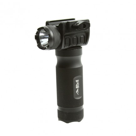FLASHLIGHT 180 LUMENS W/TACTICAL GRIP
