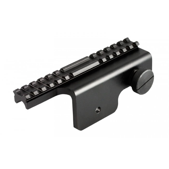 Ak74 Side Mount Scope Rail Tactical New Quot Qd Quot Quick Detach