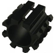 "12 GA Shotgun Picatinny Barrel Mount 1"" Mount 25mm"