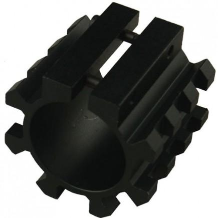 "12 GA Shotgun Picatinny Barrel Mount 1"" Mount 25mm"