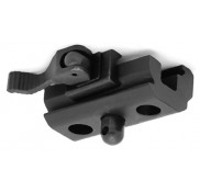 QD Quick Detach Cam Lock Bipod Adapter