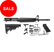 "16"" Mid-Length Rifle Kit  Del-Ton AR 15"