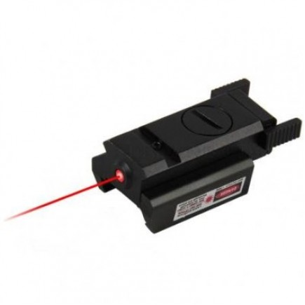Tactical Pistol Red Laser Sight